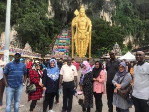 Visite touristique pendant la formation en Management des Partenariats Public-Privé (PPP)