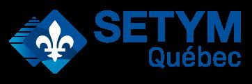 Logo SETYM Québec